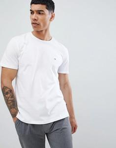 Белая футболка с логотипом Calvin Klein - Белый
