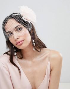 Броская повязка на голову с цветочным принтом ASOS DESIGN - Мульти
