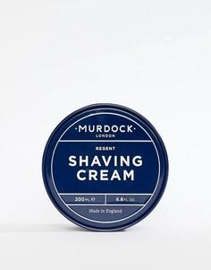 Крем для бритья Murdock London - 200 мл - Бесцветный