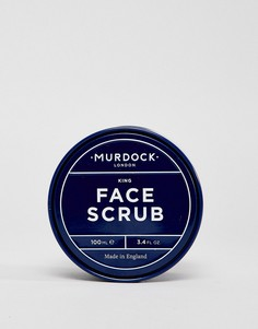 Отшелушивающий скраб для лица объемом 100 мл Murdock London - Бесцветный