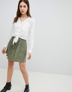 Мини-юбка Pimkie - Зеленый
