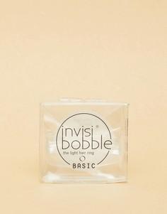 Прозрачные резинки для волос Invisibobble - Бесцветный
