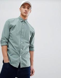 Рубашка с длинными рукавами Selected Homme - Темно-синий