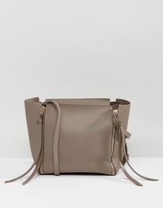 b53daa04d4ab Купить женские сумки через плечо с карманами в интернет-магазине ...