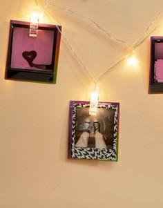 Эксклюзивные цветные светильники на шнуре Polaroid - Мульти Fizz Creations