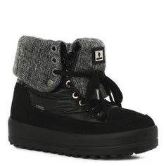 Ботинки JOG DOG 30207 черный