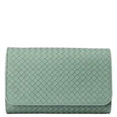 Клатч DOLCI 1263 голубовато-зеленый