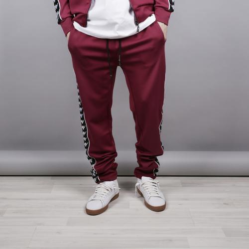 274736e8 Спортивные мужские брюки с контрастными лампасами от бренда KAPPA. — шнурок  и резинка для регулировки затяжки — два боковых кармана без молнии —  карманы ...