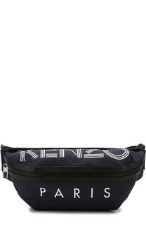 Поясная сумка с логотипом бренда Kenzo