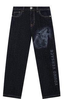 4ba020b7daa Купить детские джинсы для мальчиков с логотипом в интернет-магазине ...