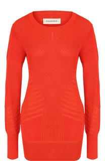 Вязаный пуловер с круглым вырезом By Malene Birger