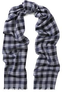 Кашемировый шарф в клетку Loro Piana