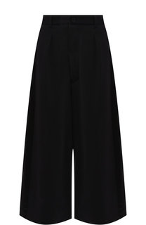 Однотонные укороченные брюки свободного кроя Y-3