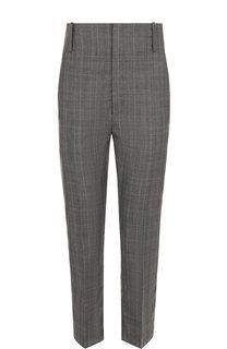 Укороченные шерстяные брюки со стрелками Isabel Marant Etoile
