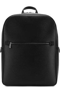 Кожаный рюкзак на молнии Serapian