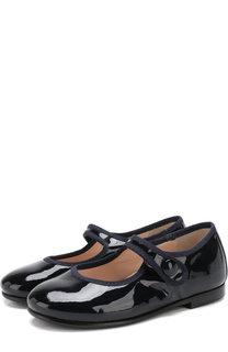 Лаковые туфли с перемычкой Beberlis