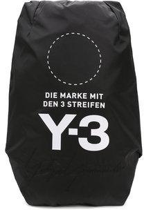 Рюкзак с логотипом бренда Y-3