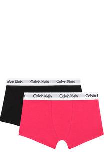 Хлопковый комплект из двух боксеров Calvin Klein Underwear