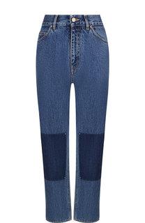 Укороченные джинсы прямого кроя Golden Goose Deluxe Brand