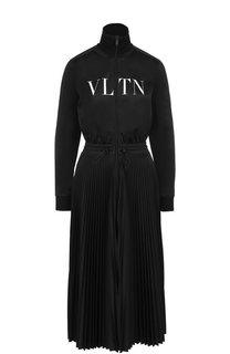 f1aedc0289c Купить женские платья миди (средней длинны) воротник-стойка в ...