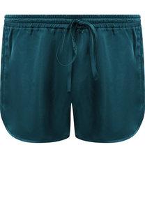 Однотонные мини-шорты с эластичным поясом Roque