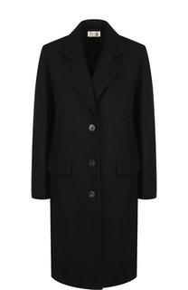 Однотонное пальто прямого кроя The Row