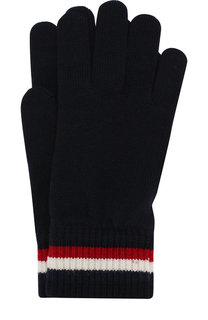 Шерстяные перчатки Moncler