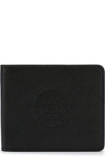 Кожаное портмоне с отделениями для кредитных карт Dsquared2