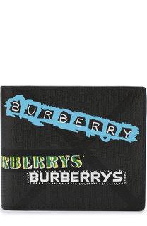 Портмоне с отделениями для кредитных карт Burberry