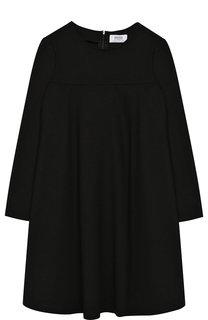 Платье из вискозы свободного кроя Aletta