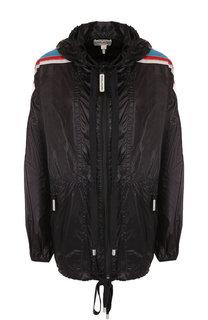 Куртка с капюшоном и контрастной отделкой Marc Jacobs