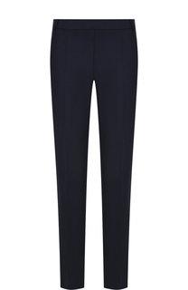 Однотонные укороченные брюки со стрелками Weill
