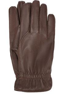 Кожаные перчатки Loro Piana
