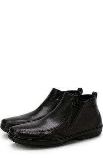 Кожаные ботинки с внутренней меховой отделкой Aldo Brue