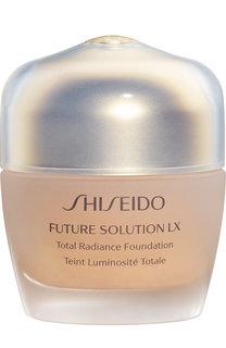 Тональное средство Future Solution Lx, оттенок Golden 3 Shiseido