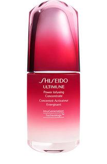 Концентрат для восстановления энергии кожи Ultimune Shiseido
