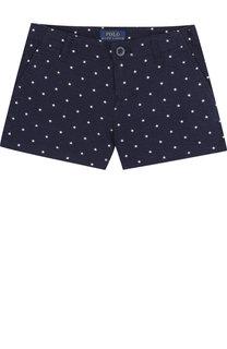 Хлопковые шорты Polo Ralph Lauren