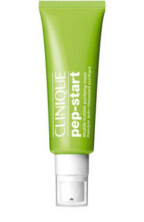 Маска для лица Pep-Start Double Bubble Purifying Mask Clinique