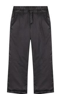 Утепленные брюки прямого кроя Aletta