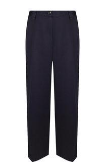 Укороченные хлопковые брюки свободного кроя Dries Van Noten