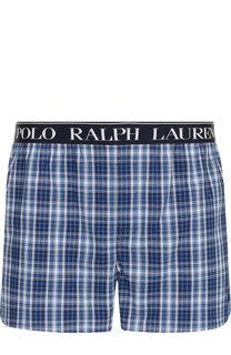 Хлопковые боксеры свободного кроя Ralph Lauren