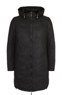 Хлопковая куртка с капюшоном Masnada