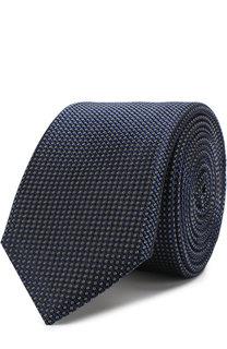 Шелковый галстук BOSS