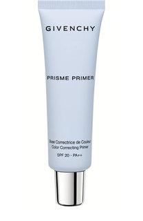Основа под макияж Prisme Primer SPF 20b PA++, оттенок 01 голубой Givenchy