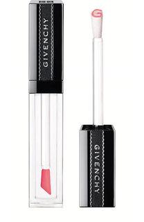 Блеск для губ, оттенок 1 розовый разоблачитель Givenchy