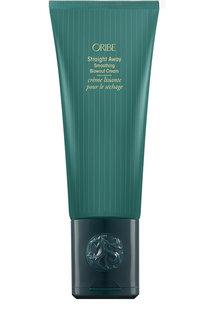 Полирующий крем для разглаживания волос Straight Away Oribe