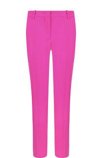 Укороченные шерстяные брюки со стрелками Emilio Pucci