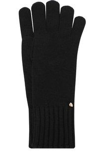 Шерстяные перчатки Emporio Armani