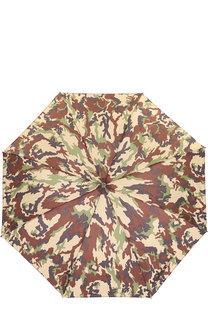 Складной зонт с фигурной ручкой Pasotti Ombrelli
