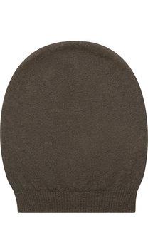 Шерстяная шапка бини Rick Owens